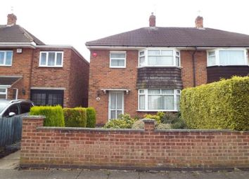 Thumbnail 3 bed semi-detached house for sale in Kintyre Drive, Leicester, Leicestershire, United Kingdom