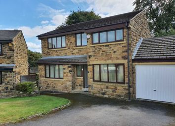 Thumbnail 4 bed detached house to rent in Bullfields Close, Dewsbury