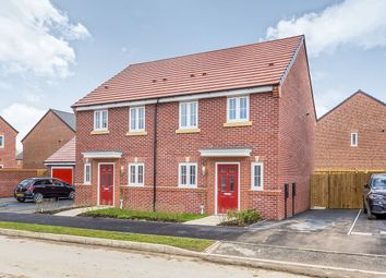 Thumbnail 3 bed semi-detached house for sale in Shardlow Road, Sandbach