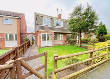 Thumbnail 3 bedroom semi-detached house to rent in Heatherdene, Whitchurch, Bristol
