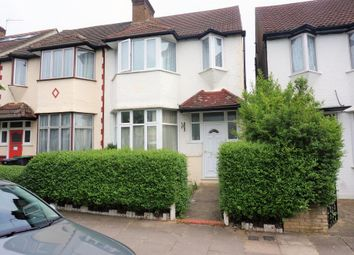 Thumbnail 3 bed semi-detached house for sale in Fortis Green Avenue, London