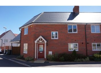 Thumbnail 3 bed semi-detached house for sale in Duncombe Close, Witham