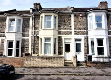 Thumbnail 2 bed terraced house for sale in Bellevue Road, St George
