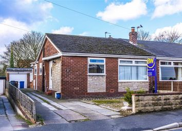 Thumbnail 3 bedroom semi-detached bungalow for sale in Luciol Close, Tyldesley, Manchester