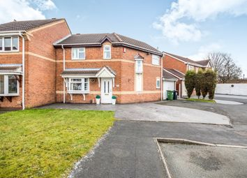 Thumbnail 3 bed semi-detached house for sale in Avon Drive, Willenhall