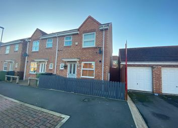 Thumbnail 3 bed property to rent in Wattie Moore Grove, Hartlepool