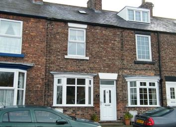 Thumbnail 2 bed property to rent in Station Road, Brompton, Northallerton