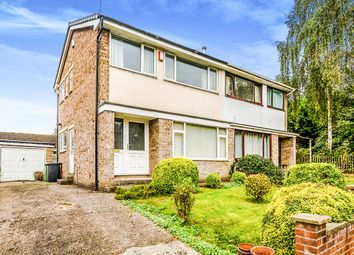 Thumbnail 3 bed semi-detached house for sale in Whitby Avenue, Fartown, Huddersfield, West Yorkshire