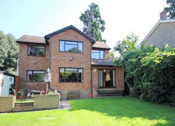 Thumbnail 4 bed detached house for sale in Chantry Crescent, Stanford-Le-Hope