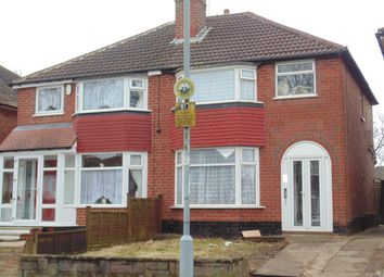 Thumbnail 3 bed semi-detached house to rent in Duxford Road, Great Barr