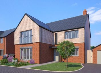 Thumbnail 5 bed detached house for sale in Greenspire, Clyst St Mary, Exeter