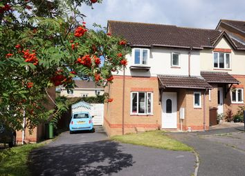 Thumbnail 3 bed semi-detached house for sale in Bridle Close, Plymouth
