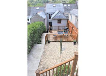 Thumbnail 3 bed terraced house for sale in Rhyd Terrace, Tredegar