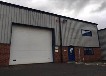 Thumbnail Industrial to let in Unit 9 Galvestone Grove, Galveston Grove, Fenton, Stoke-On-Trent