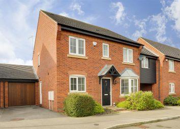 4 bed link-detached house for sale in Goddard Court, Mapperley Plains, Nottinghamshire NG3