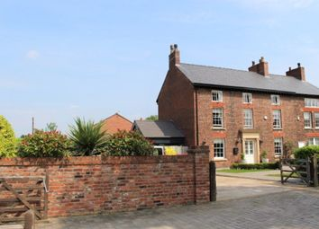Thumbnail 6 bed farmhouse for sale in Higher Green Lane, Astley Green, Tyldesley