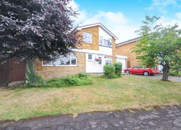Thumbnail 5 bed detached house for sale in Riffhams Drive, Great Baddow, Chelmsford