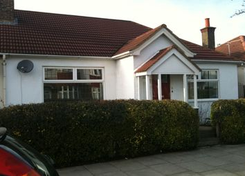 Thumbnail 2 bed terraced bungalow to rent in Edgehill Road, Mitcham