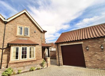 Thumbnail 4 bed semi-detached house for sale in Coach Lane, Selby