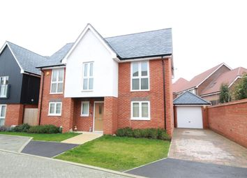 Thumbnail 3 bed flat for sale in Archer Grove, Arborfield Green, Reading