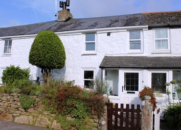 Thumbnail 1 bed cottage for sale in Newlyn Road, St Buryan