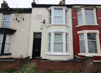 Thumbnail 2 bed terraced house to rent in Miranda Road, Bootle