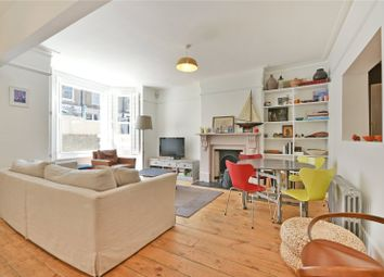 Thumbnail 3 bed flat for sale in Hemstal Road, West Hampstead