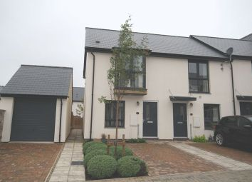 Thumbnail 2 bed end terrace house for sale in Lysander Lane, Plymouth