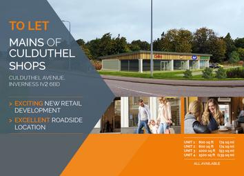 Thumbnail Retail premises to let in Culduthel Avenue, Culduthel, Inverness