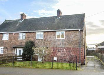 Thumbnail 3 bed semi-detached house for sale in Ramsdale Avenue, Calverton, Nottingham