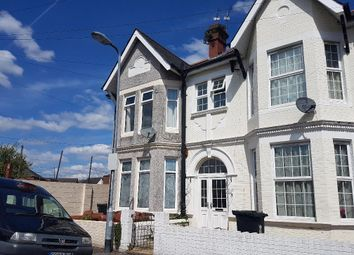 Thumbnail 1 bed property to rent in Bedford Road, Newport, Newport