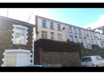 Thumbnail 3 bed end terrace house to rent in Ynyshir Road, Porth