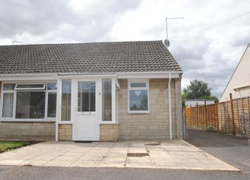 Thumbnail 2 bed semi-detached bungalow for sale in 14 Longlands Close, Bishops Cleeve