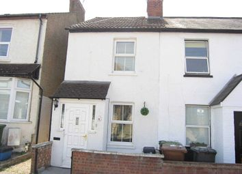 Thumbnail 2 bed end terrace house for sale in Vale Road, Bushey