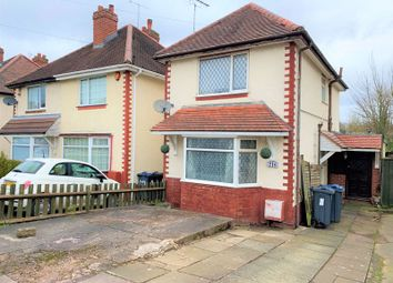 2 bed detached house for sale in Reservoir Road, Selly Oak, Birmingham B29