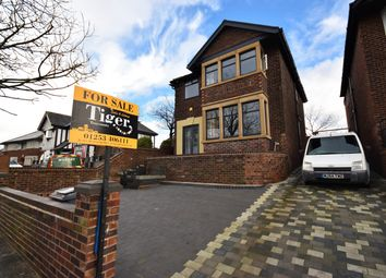 Thumbnail 4 bed detached house for sale in South Park Drive, Blackpool, Lancashire