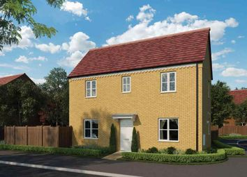 Thumbnail 3 bed semi-detached house for sale in Derwent Way, Spalding