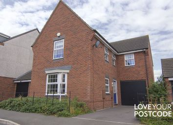 Thumbnail 4 bed detached house for sale in Bassett Crescent, West Bromwich, Sandwell