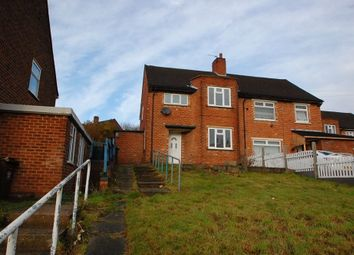 Thumbnail 3 bed property to rent in Vale Road, Midway, Swadlincote
