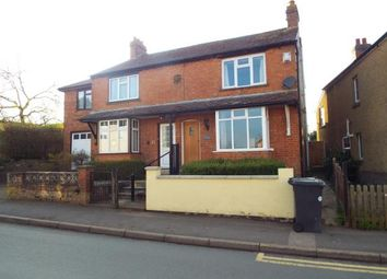 Thumbnail 3 bed semi-detached house for sale in Manor Road, Brackley, Northamptonshire