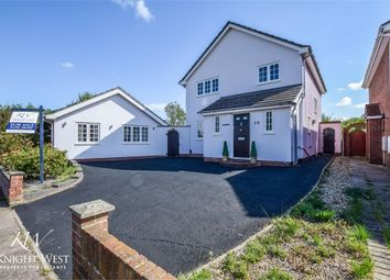 Thumbnail 5 bed detached house for sale in Pilborough Way, Colchester, Essex