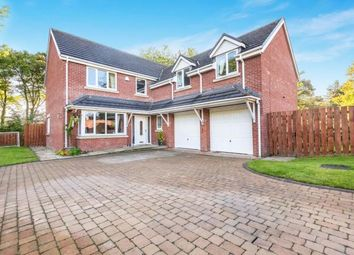 Thumbnail 4 bed detached house for sale in Daub Hall Lane, Hoghton, Preston, Lancashire