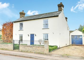 Thumbnail 3 bed detached house for sale in Chequer Street, Fenstanton, Huntingdon