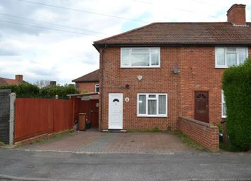 Thumbnail 2 bed semi-detached house to rent in Newstead Road, Carshalton