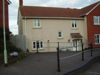 Thumbnail 3 bed semi-detached house to rent in Cromwells Meadow, Crediton