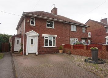 Thumbnail 3 bed semi-detached house for sale in Tennyson Road, Rotherham