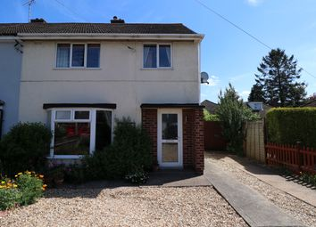 Thumbnail 3 bed semi-detached house for sale in St. Clements Road, Ruskington, Sleaford