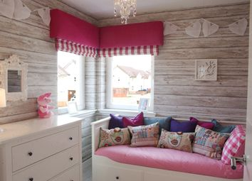 Thumbnail 3 bed detached house for sale in Plot 1, The Bruce, The Grove, Motherwell