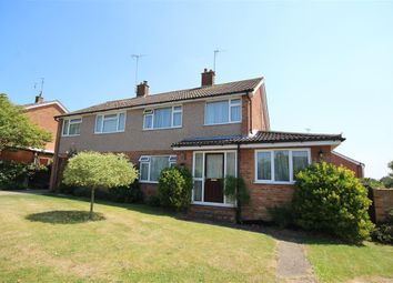 Thumbnail 3 bed semi-detached house for sale in Longfield Road, Twyford