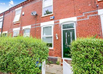 Thumbnail 2 bed terraced house to rent in Basil Street, Stockport